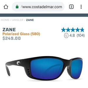 Costa Del Mar 'Zane' Men's Sunglasses
